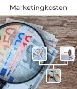besparen op marketingkosten